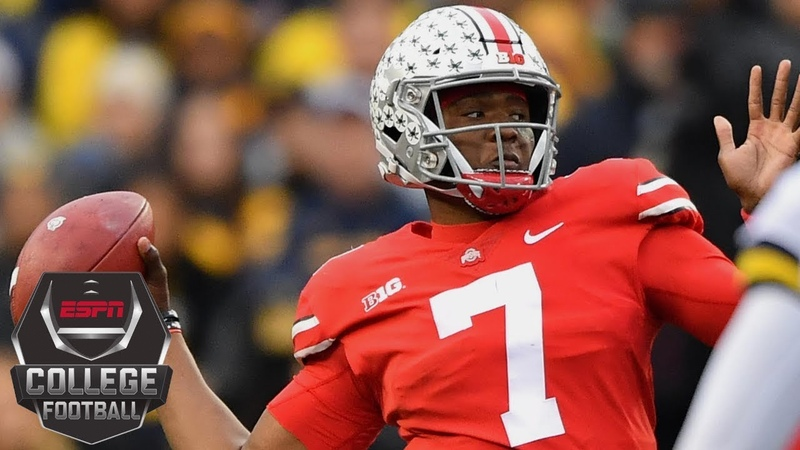 No. 10 Ohio State trounces No. 4 Michigan 62-39 - Dwayne Haskins 5 TDs   College Football Highlights