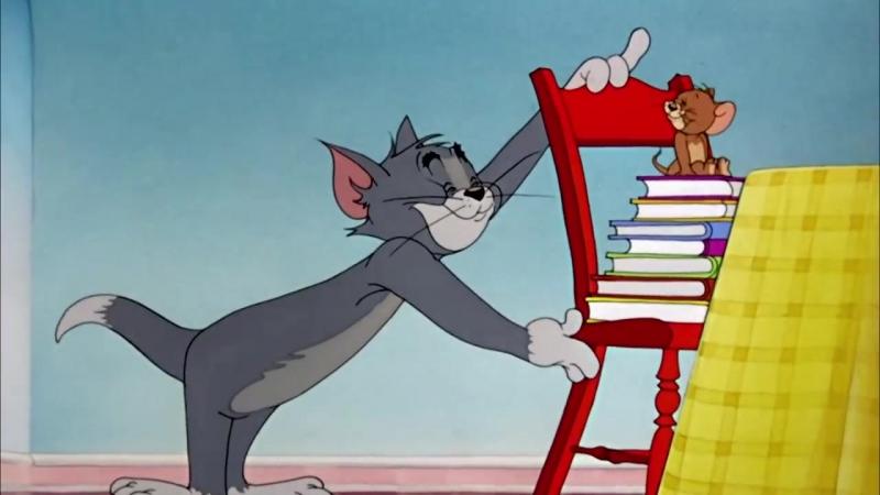 Том и Джерри - Любимый мультфильм детства