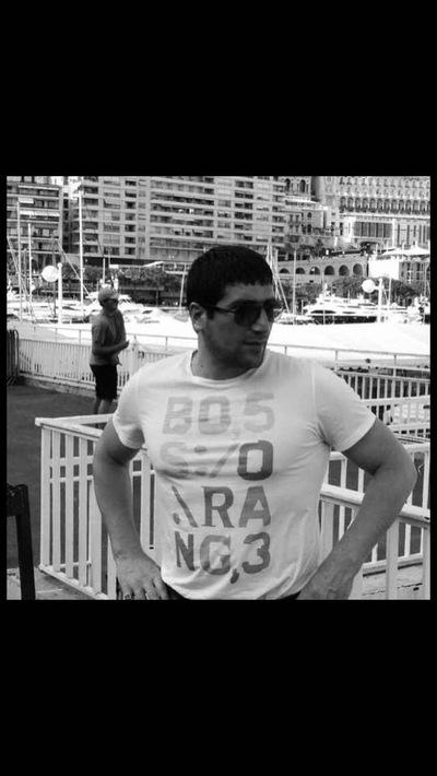 Mohmad Lamro, 31 декабря 1991, Москва, id216672507