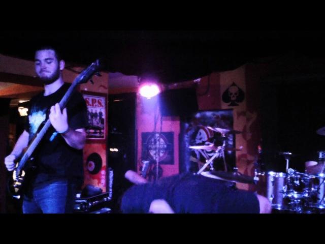Pighead - 01.10.2013 - Cassovia Death Fest Vol. 1, Collosseum Pub, Košice, Slovakia (Incomplete)