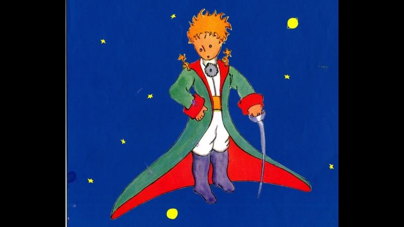 Antoine de Saint Exupéry Il Piccolo Principe Audiolibro in italiano letto da Elza Nagornaya