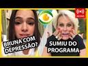 Famosa atriz morre Ana Maria some do Mais Você Atriz toma laxante