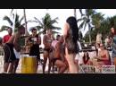 Жгучие бразильские танцы попками