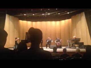 Такахиро Кидо и Юки Мурата - LIVE-запись с концерта в Москве