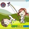 Капоэйра для деток с 3 до 5 лет. Группа FICAG