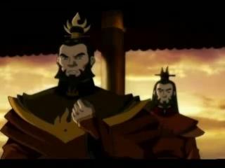 Avatar : The Last Airbender / Аватар : Легенда об Аанге - 6 серия ( 3 сезон ) rus