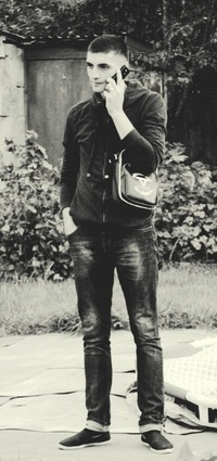 Джонник Климов, 25 февраля 1985, Москва, id18403462