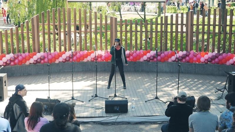 Воронеж 2014: Рюичи, концерт на форум-выставке
