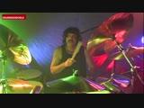 Carmine Appice - Pat Travers - Chuck Wright EVIL - The Big Drum Solo