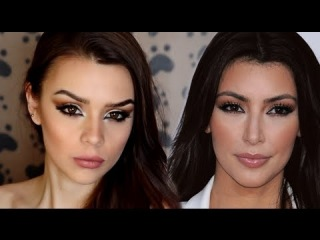 MW ♡ Вечерний МАКИЯЖ ♡ КИМ КАРДАШЬЯН ♡ makeup tutorial ♡ Мария Вэй ♡ Maria Way Вей D