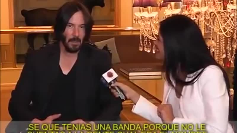 Keanu Reeves Personal Interview