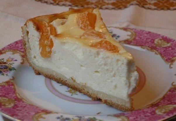 Пирог «Ноктюрн» к вечернем чаю от «самой обаятельной и привлекательной»…