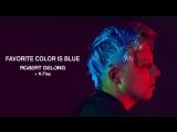 Robert DeLong ft. K.Flay - Favorite Color Is Blue