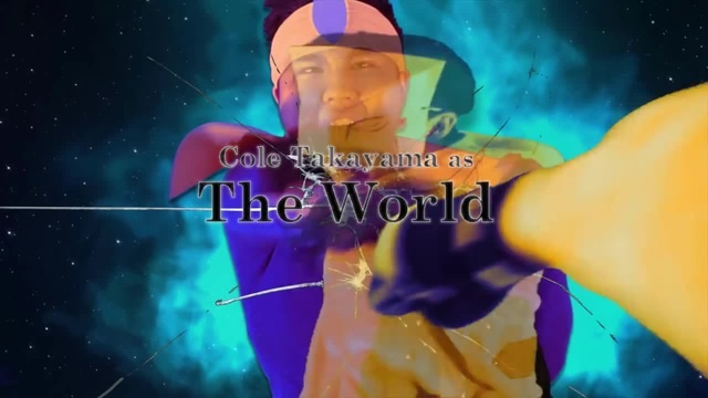 JoJo's Bizarre Adventure OP 4 -「~その血の記憶 end of THE WORLD~」 Opening Parody IRL stole for ifunny