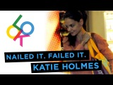 Beyonce, Jennifer Lopez & Katie Holmes! Nailed It. Failed It. w/ Daniella Pineda & David Yi