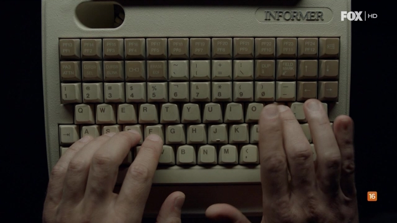 Informer 207102-v22 keyboard legion t2 ep3