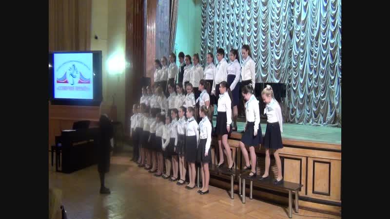 ГБОУ Школа Глория Конкурс Созвучие времен