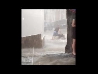 14.07.2018 Потоп в Гурзуфе