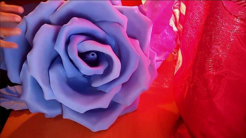 Панно роза .4.бутоны.