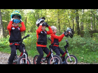 Puky Ride team 2017