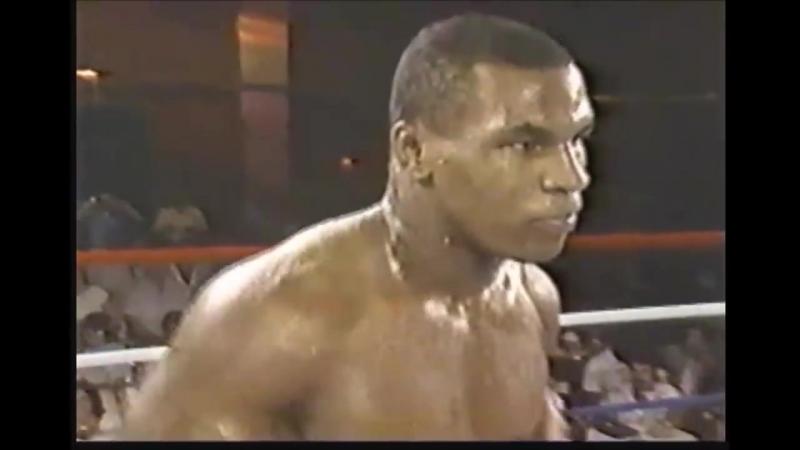 Mike Tyson vs Jose Ribalta Highlights \ Майк Тайсон