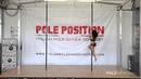Francesca Romiti - Italian Pole Dance Contest 2016