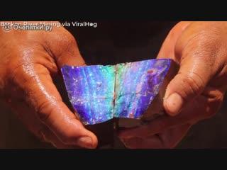 Что прячется внутри камня