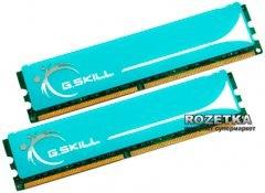G.SKILL 4GB DDR2-800 (F2-6400CL4D-4GBPK)
