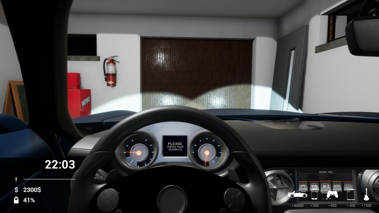 вождение в Thief Simulator