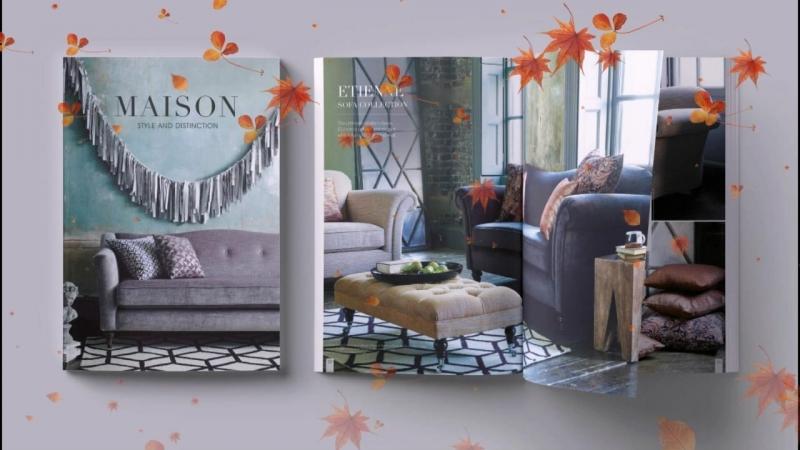 Коллекция Maison от Parker Knoll
