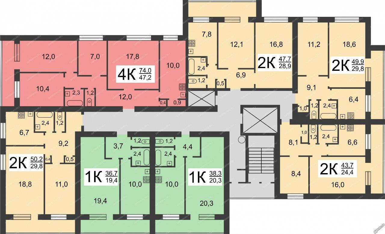 Дома серии э-93 - форум здания.ру - планировки квартир, сери.