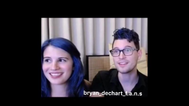 Брайн говорит по русски