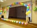 Оформление зала на выпускной 11 класс своими руками фото