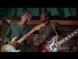 Chuck Berry, Eric Clapton, Keith Richards jam