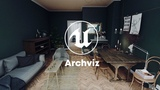 Architecture Real-time - Unreal Engine 4 (Archviz)