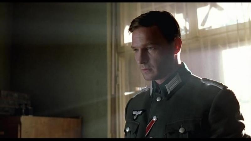 Встреча с немецким офицером - Пианист (2002) [отрывок / сцена / момент]