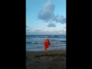 Рассвет на море 🌅