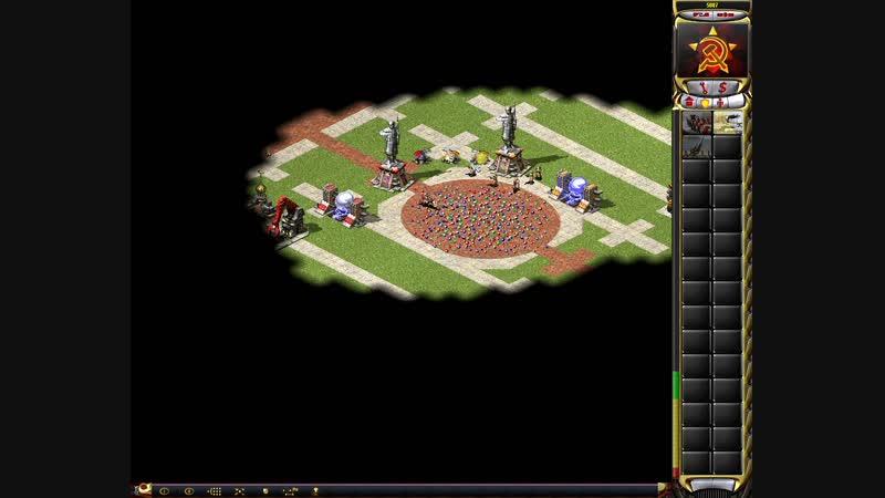 CC Red Alert 2 (HM) 281118(19)- Ibra vs Artemis