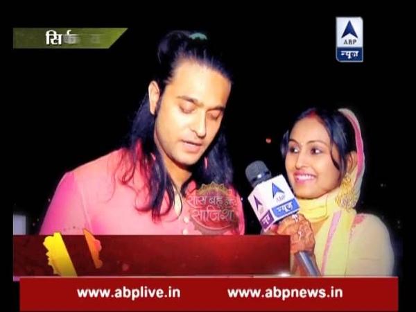 Karwa Chauth Celebrations Ashish Sharma fasts along with wife