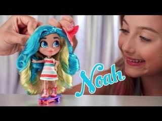 Hairdorables очаровательная куколка - сюрприз ?? от Just Play Toys США