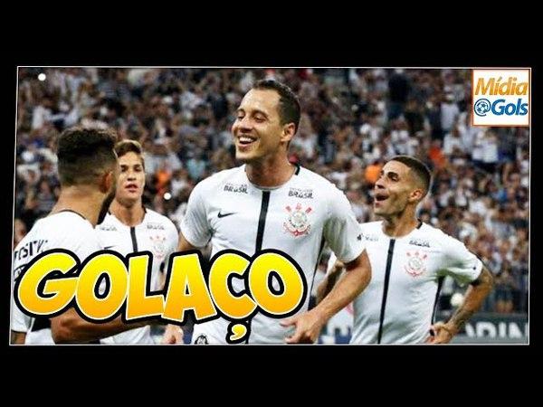 Golaço do RODRIGUINHO Narradores ENLOUQUECEM Corinthians 2 x 0 Palmeiras