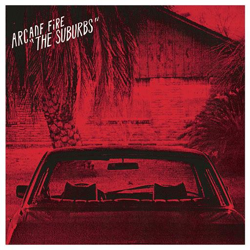 Arcade Fire альбом The Suburbs (Deluxe)