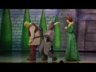 SHREK, THE MUSICAL (Broadway) -