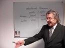 Deutsch lernen Grammatiktafel 2e unbestimmte Pronomen