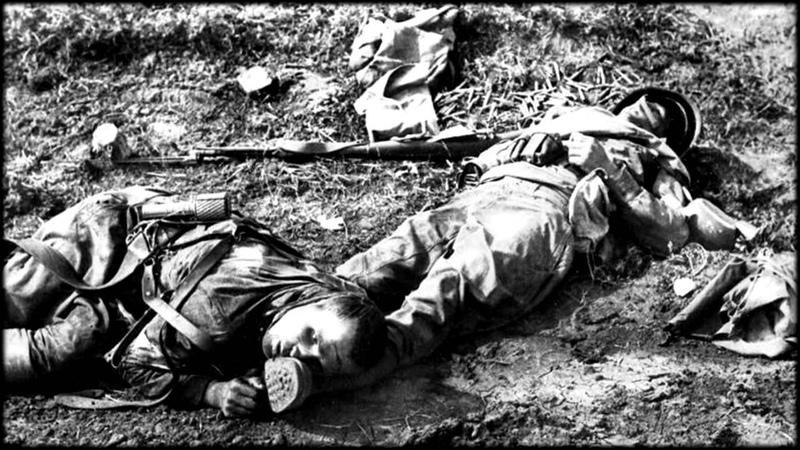 Unveröffentlichte Deutsche Fotographien des Krieges in Russland 2