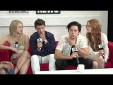 Enterview with the Cast  of  Riverdale  By the Second Season