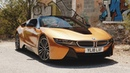 BMW i8 Roadster Road Review The Ultimate Urban Sportscar Carfection 4K
