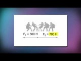 21) Тема 3: Взаимодействие сил. Урок 21. Сложение сил (Физика 7 класс)
