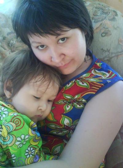 Асия Менжесарова, 30 декабря 1983, Курган, id197785312