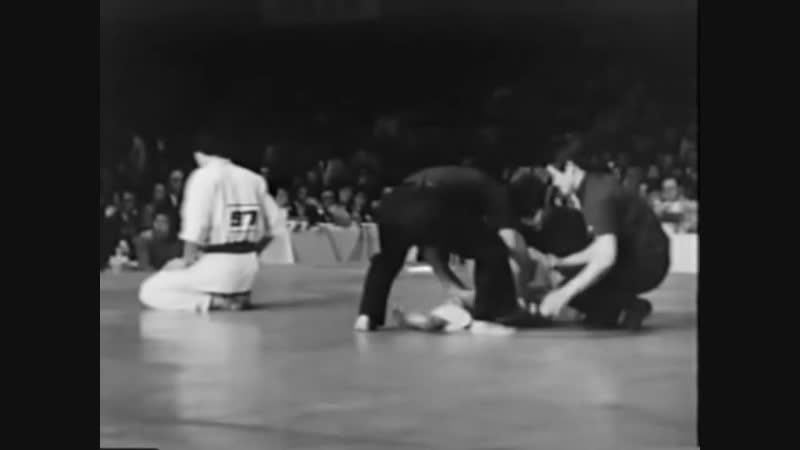 1-й Чемпионат Мира по Каратэ Киокушинкай - The 1st World Kyokushinkai Championship 1975 vk.com/oyama_mas